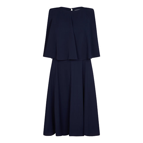 Sage Layered Dress
