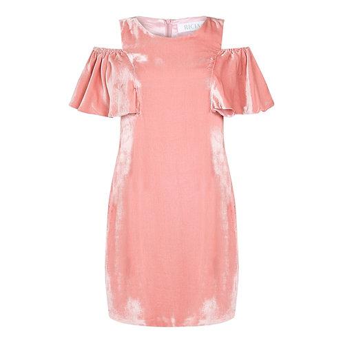 Claire Velvet Dress