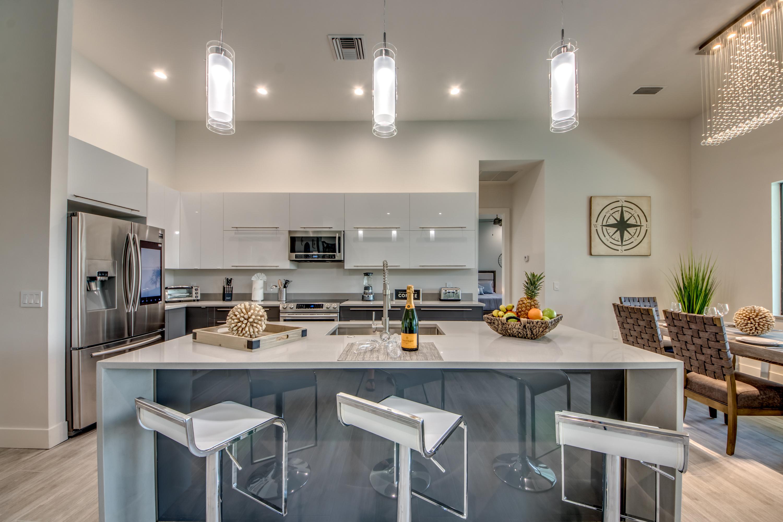 Kitchen GRAY AND WHITE 3