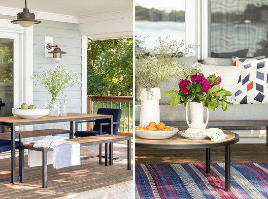 Martha Dayton Design: Minnetonka Cottage Charm
