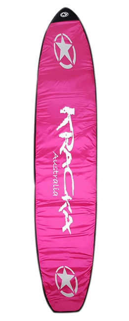 KRACKA BOARD BAG BRIGHT PINK