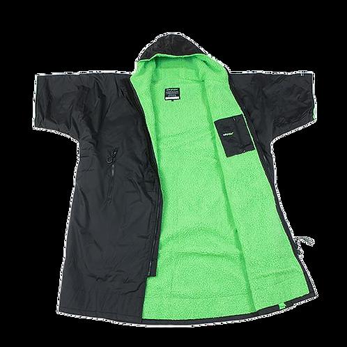 DRYROBE ADVANCE SHORT SLEEVE - BLACK / GREEN
