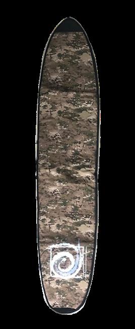 VANQUISH 10'6 BOARD BAG GREY CAMO