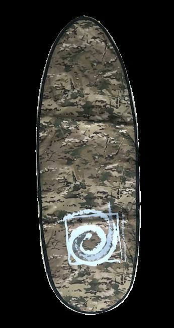 VANQUISH 8'10  NIPPER BOARD BAG GREY CAMO