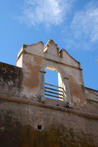 Arco de entrada