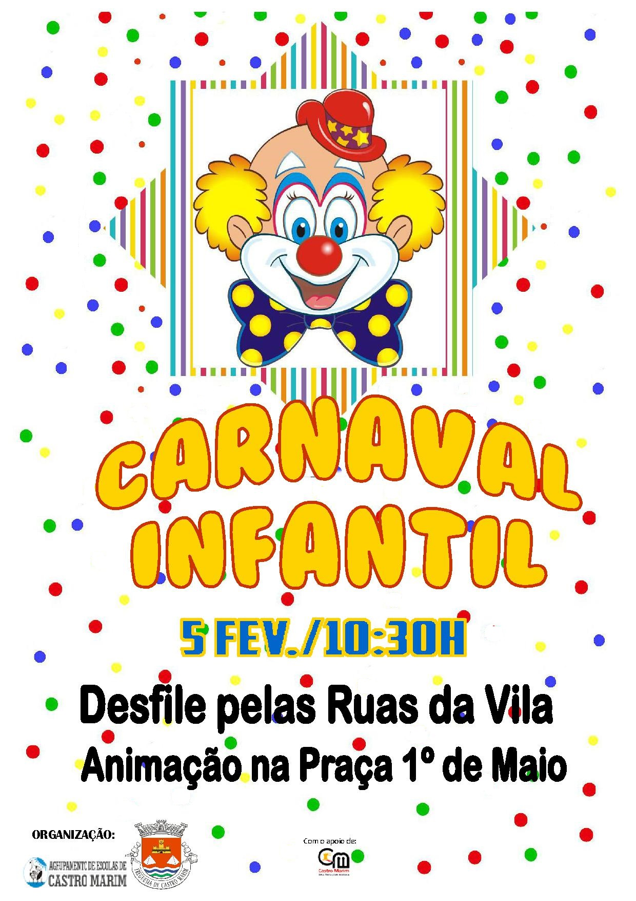 Carnaval Infantil_Cartaz