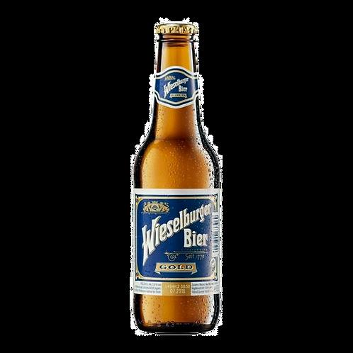 Wieselburger  0,33l Flasche