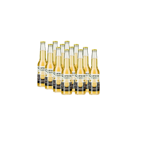 12er Pack Corona 0,355l Flasche