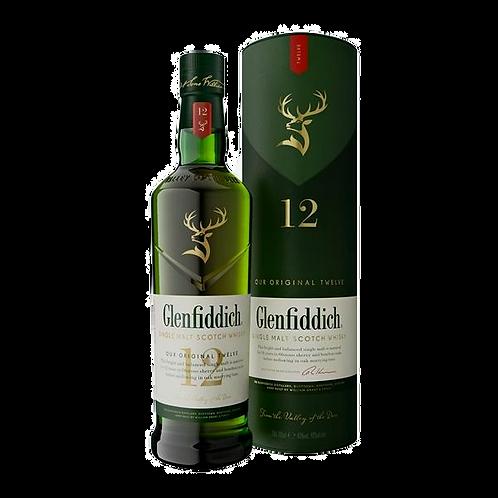 Glenfiddich 12y.o. 0,7l