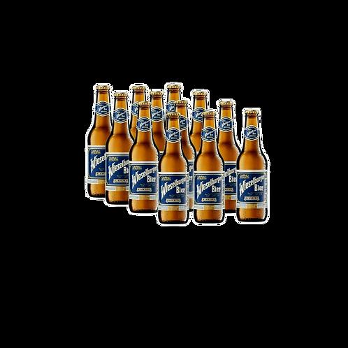 12er Pack Wieselburger 0,33l Flasche