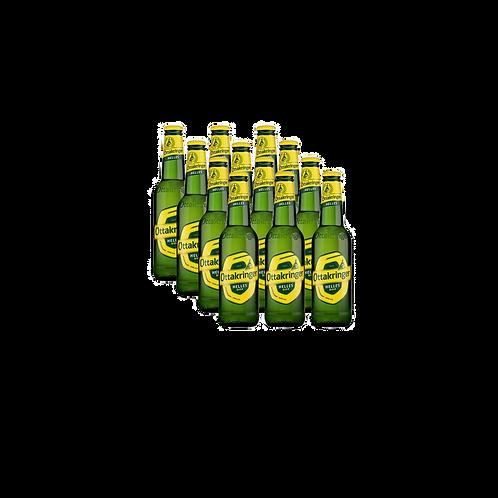 12er Pack Ottakringer Helles 0,33l Flasche