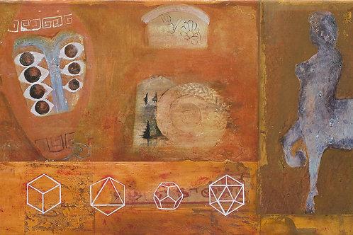 """""""Platonic Solids"""" - Angela Passalacqua"""