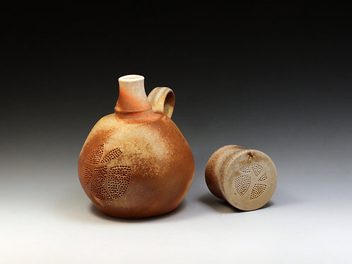 Small Spirit Bottle with Cup Lid 28