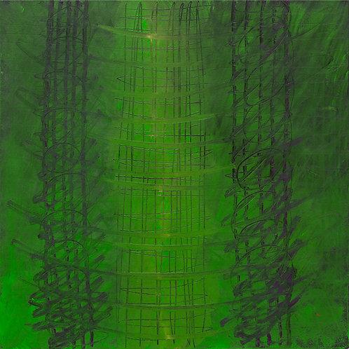 """Mist of Green"" - Sue Tower"
