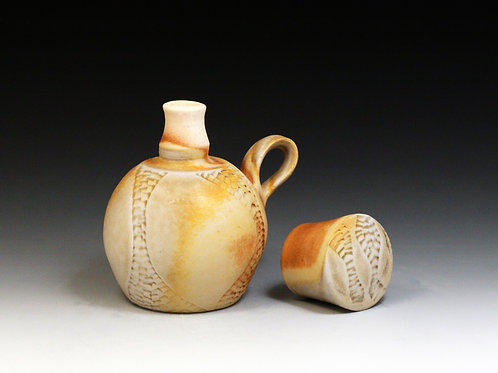 Small Spirit Bottle with Cup Lid 38
