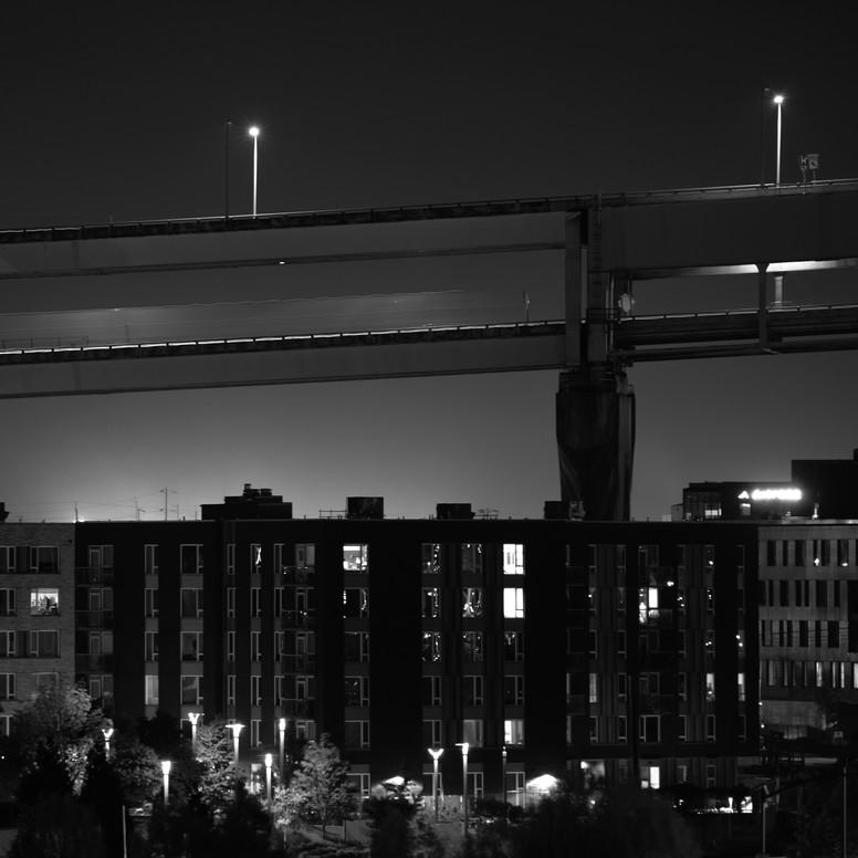 Freemont Bridge Glow – PDX