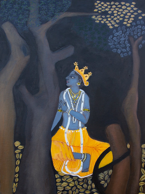 Madhva's Intimate World