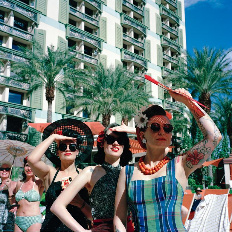 """""""Rockabillies"""" Las Vegas, USA"""
