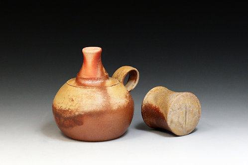 Small Spirit Bottle with Cup Lid 33