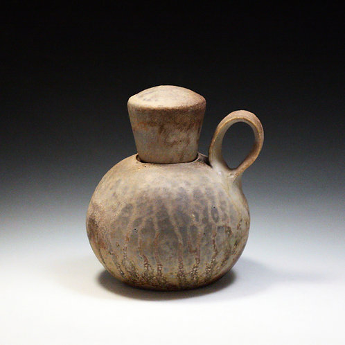 Small Spirit Bottle with Cup Lid 15