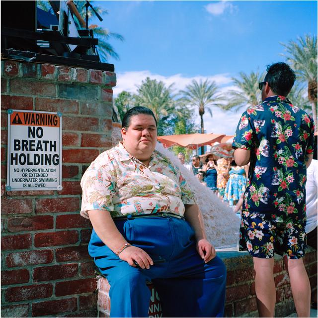 """No Breath Holding"" Las Vegas, USA"