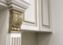 Кухня Лоренцо | Элитные кухни на заказ | Дизайнерские кухни | Мебельная фабрика ARS | Москва