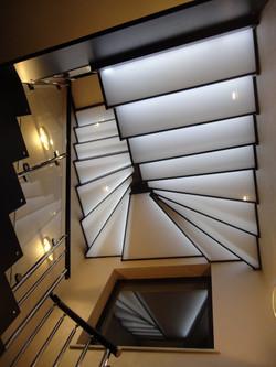 Лестницы под заказ. АРС. Москва