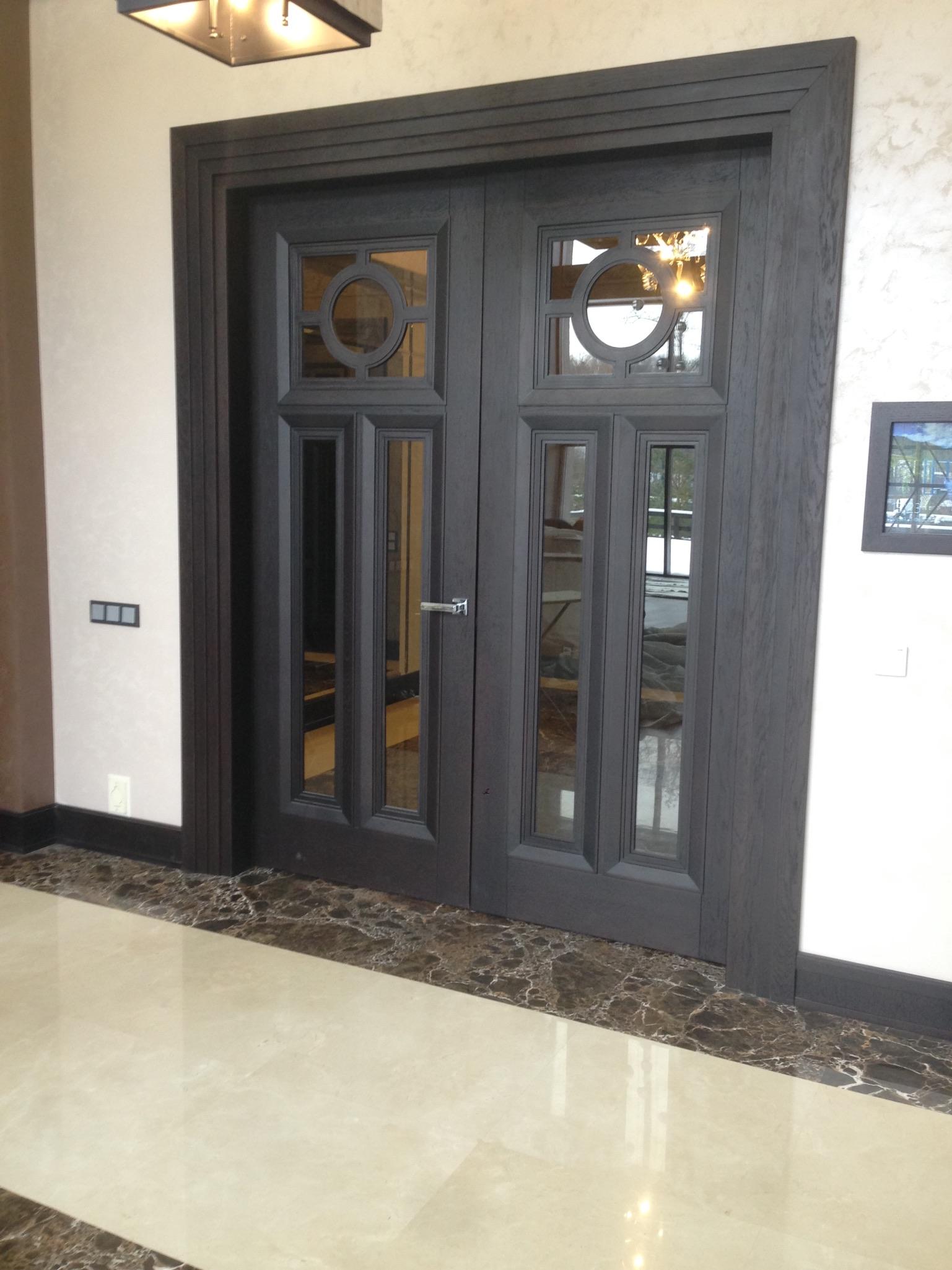 Двери на заказ. Фабрика ARS. Москва