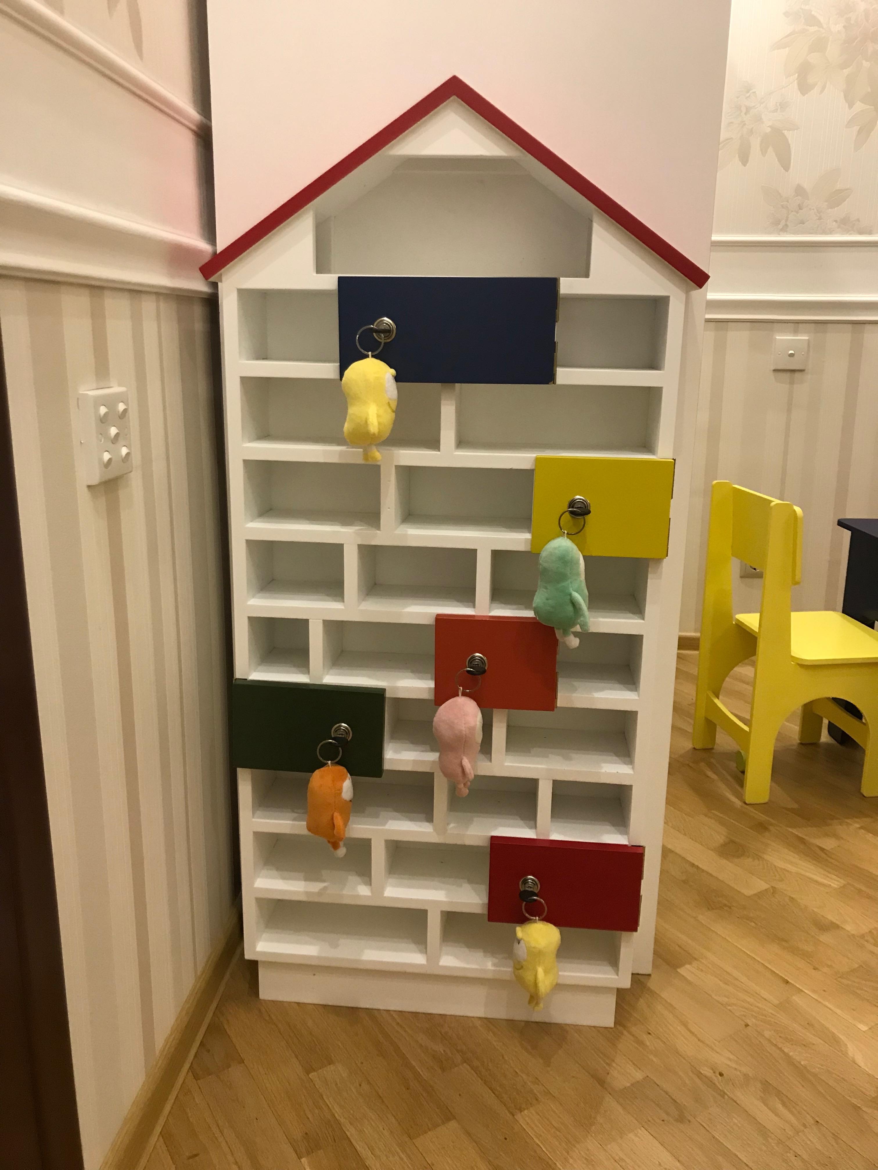 Детская мебель на заказ в Москве