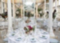 Wedding Breakfast at Syon House