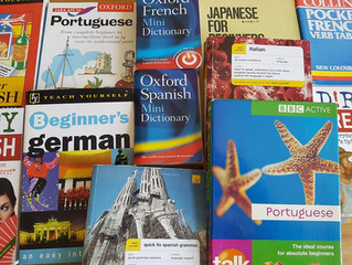 How do you learn a new language?