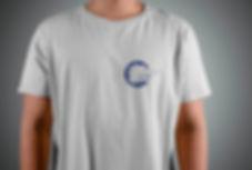 Camiseta Estampa Logotipo