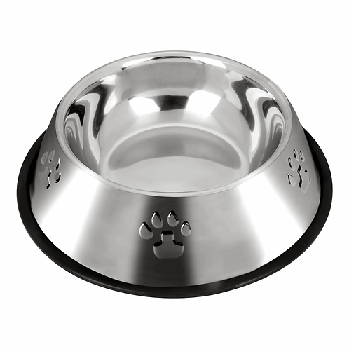Pets Food Stainless Bowl