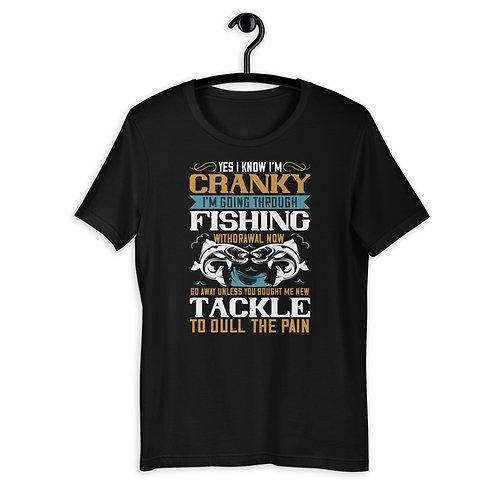 """Unisex T-Shirt """"Fishing"""""""
