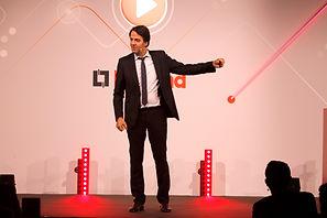 Conférence de Michaël Aguilarsur la vente dans le monde digital