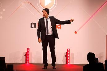Conférence de Michaël Aguilar Vendre à l'ère du digital