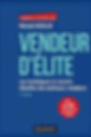 Vendeur d'Elite - Livre de Michaël Aguilar - Dunod - les secrets des meilleurs vendeurs