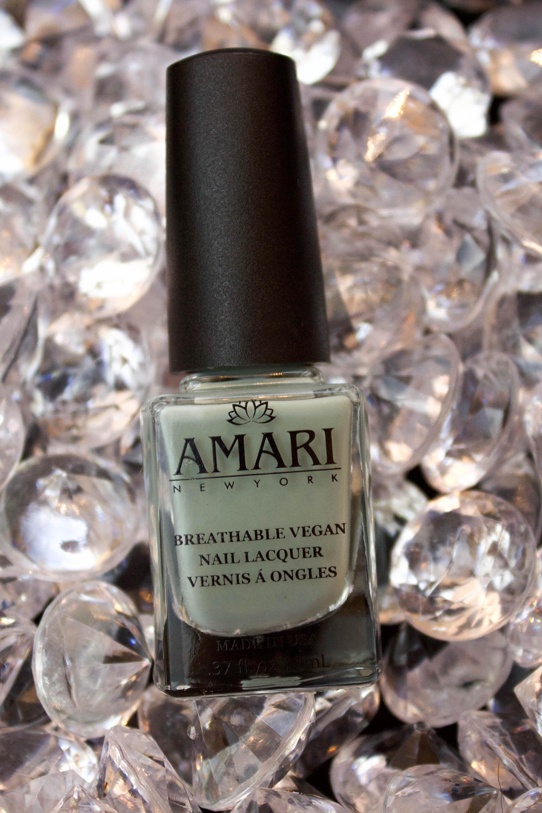 Amariny.com | Sage Nail Lacquer