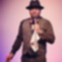 Comedian D. Elli$