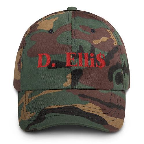 D. Elli$ fitted cap