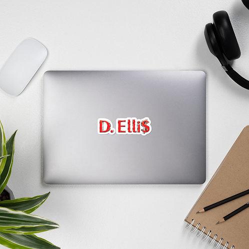 D. Elli$ sticker