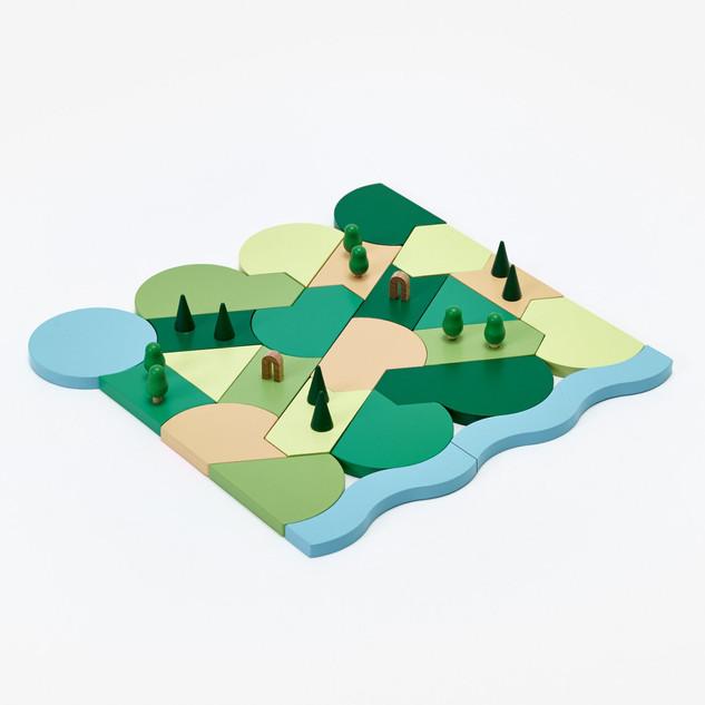 blockitecture - parkland