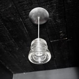 lampe isolateur