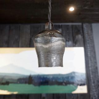lampe   cloche du Népal