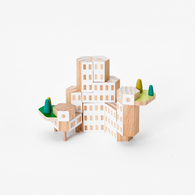 blockitecture - garden city small
