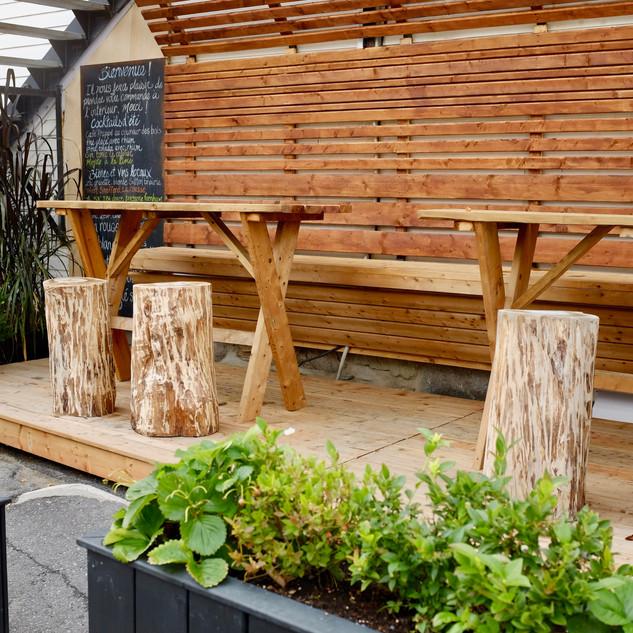 terrasse du Cafetier