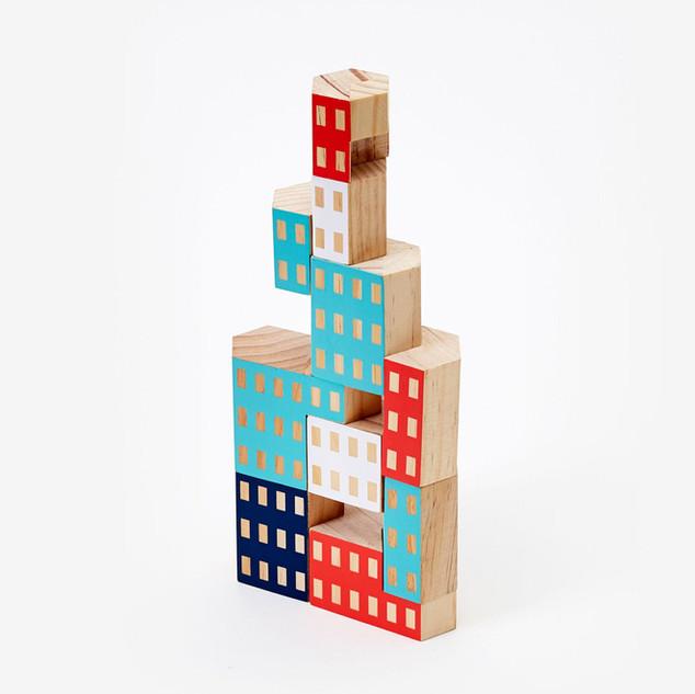 blockitecture - habitat