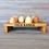 Thumbnail: Personalised Oak Egg Rack