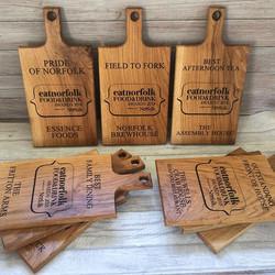 Paddle board awards
