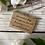 Thumbnail: Personalised Oak Love Letter Envelope